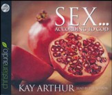 Sex According to God, Abridged Audio CD