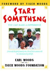 Start Something: You Can Make a Difference - eBook