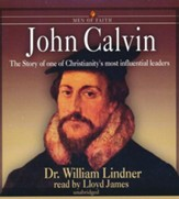 John Calvin - unabridged audio book on CD