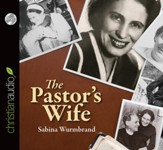The Pastor's Wife - unabridged audiobook on CD