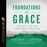 Foundations of Grace - unabridged audiobook on CD