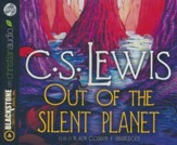 Out of the Silent Planet - unabridged audio book on CD