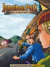 Jonathan Park The Adventure Begins #4: Mystery at Dead Man's  Curve Audio CD