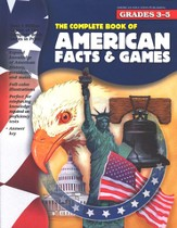 American Facts and Games, Grades 3-5