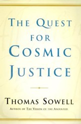 The Quest for Cosmic Justice - eBook
