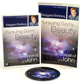 Pursuing God's Beauty Participant's Guide with DVD: Stories from the Gospel of John
