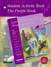 Learning Language Arts Through Literature Student Activity  Book: The Purple Book (Grade 5)