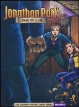 Jonathan Park The Journey Never Taken #2: Trail of Clues  Audio CD