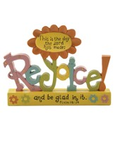 Rejoice and Be Glad Figurine
