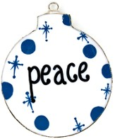 Peace Ornament Switchables Nightlight Cover