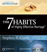 The 7 Habits of Highly Effective Marriage Unabridged Audiobook on CD