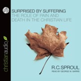 Surprised by Suffering: The Role of Pain and Death in The Christian Life - unabridged audio book on CD