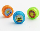 Smile! Jesus Loves Yo-Yo, Assorted Colors, Pack of 12