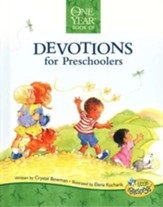 The One-Year Devotions for Preschoolers  - Slightly Imperfect