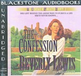 The Confession, Heritage of Lancaster County Series #2 Audiobook on CD