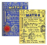Math 6: Teaching Textbooks, Extra Workbook