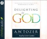 Delighting in God - unabridged audio book on CD