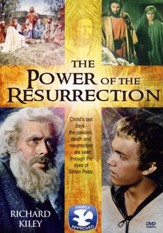 The Power of the Resurrection, DVD