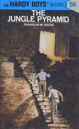 The Hardy Boys' Mysteries #56: The Jungle Pyramid