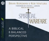 Spiritual Warfare: A Biblical and Balanced Perspective - unabridged audio book on CD
