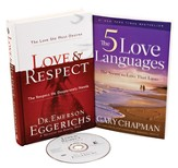Love & Respect, Special Edition with DVD/Five Love Languages, 2 Volumes