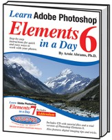 Learn Adobe Photoshop Elements 6/7 in a Day