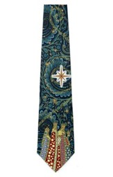 Wise Men Silk Tie  - Slightly Imperfect