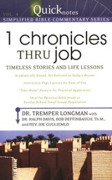 #4: 1st Chronicles Thru Job - Timeless Stories and Life Lessons