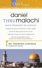 #7: Daniel thru Malachi--Who Rules You?