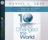 Ten Who Changed the World - unabridged audio book on CD
