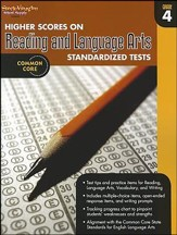 Higher Scores on Reading & Language Arts Standardized Tests Grade 4 (2012 Edition)