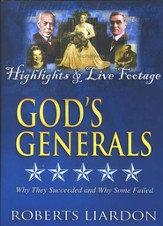 God's Generals, Volume 12: Highlights & Live Footage, DVD