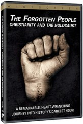 The Forgotten People: Christianity and the Holocaust, DVD