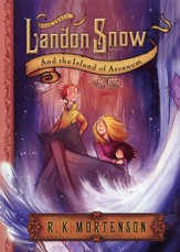 #3: Landon Snow and the Island of Arcanum