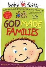 God Made Families, A Babyfaith DVD