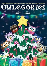 Owlegories Vol. 4: The Gift / The Star, DVD