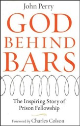 God Behind Bars: The Amazing Story of Prison Fellowship - Slightly Imperfect