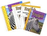 Houghton Mifflin English Grade 5 Homeschool Package