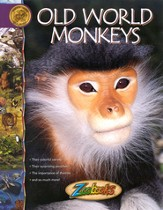 Old World Monkey, Softcover