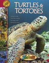 Zoobooks: Turtles and Tortoises, Softcover