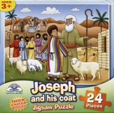 Joseph and His Coat Puzzle  - Slightly Imperfect