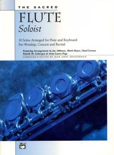 The Sacred Flute Soloist Book & Audio CD