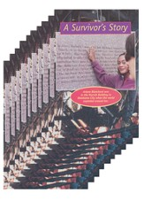 A Survivor's Story - pamphlet - pack of 10
