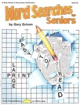 Word Searches For Seniors