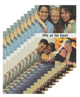 Life at Its Best - pamphlet - pack of 10