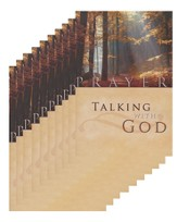 Prayer: Talking With God - pamphlet - pack of 10