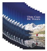 This Can Be Yours - pamphlet - pack of 10