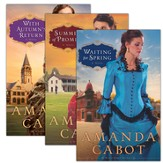 Westward Winds Series, Volumes 1-3
