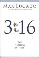 3:16--The Numbers of Hope (slightly imperfect)