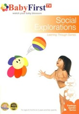 Baby First TV: Social Explorations, DVD